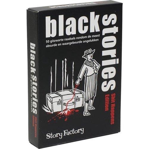 Black stories Shit Happens NL
