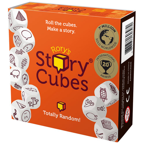 Boosterbox Rory's Story Cubes- Classic