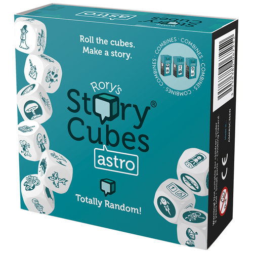 Asmodee Rory's Story Cubes Astro