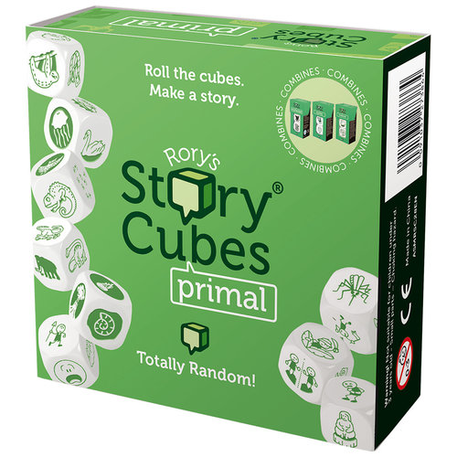 Boosterbox Rory's Story Cubes- Primal