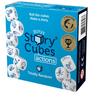Boosterbox Rory's Story Cubes - Actions