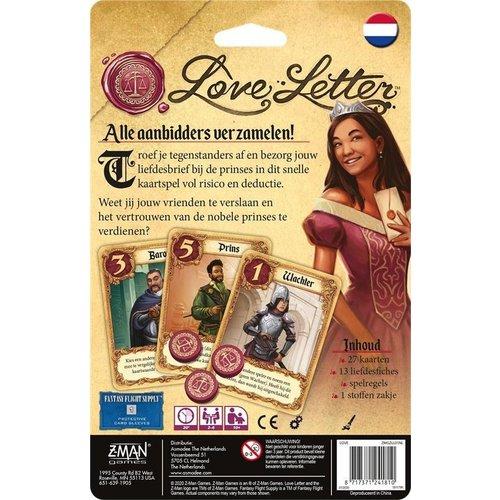 Z-Man Games Love Letter NL (zakje)