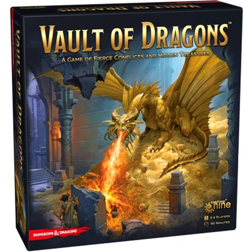 D&D Vault of Dragons Boardgame