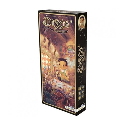Libellud Dixit Expansion 8- Harmonies