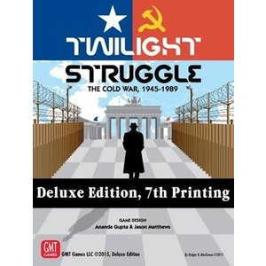 GMT Twilight Struggle Deluxe Edition