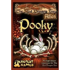 Slugfest Games The Red Dragon Inn- Allies exp.- Pooky