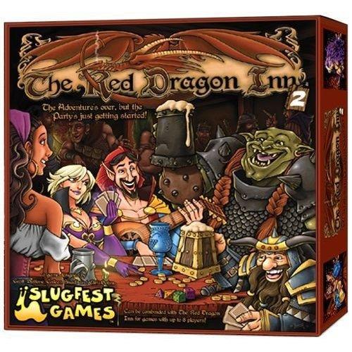Slugfest Games The Red Dragon Inn 2