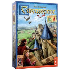 999 Games Carcassonne- Basisspel Tweede Editie