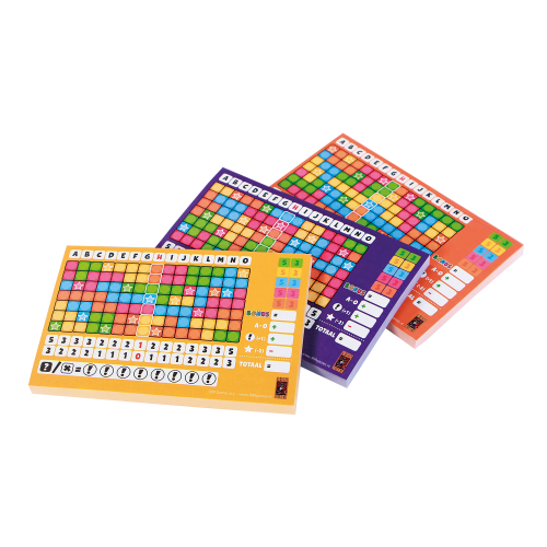 999 Games Keer op Keer- Scoreblokken Level 2, 3 en 4
