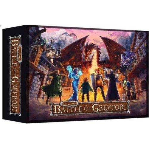 Slugfest Games The Red Dragon Inn- Battle for Greyport
