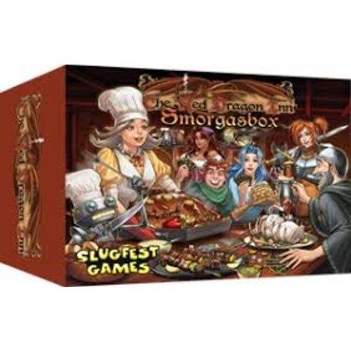 Slugfest Games The Red Dragon Inn- Smorgasbox exp.