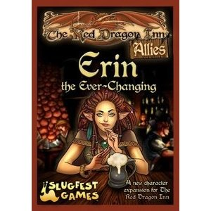 Slugfest Games The Red Dragon Inn- Allies exp.- Erin the Ever Changing