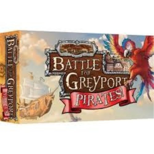 Slugfest Games The Red Dragon Inn- Battle for Greyport- Pirates! exp.