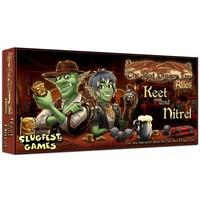 The Red Dragon Inn- Allies exp.- Keet & Nitrel
