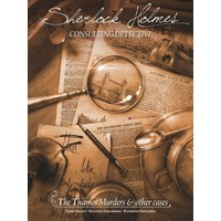 Sherlock Holmes Consulting Detective- The Thames Murders & Other Cases