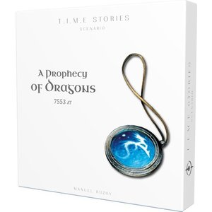 Space Cowboys Time stories: Prophecy of Dragons