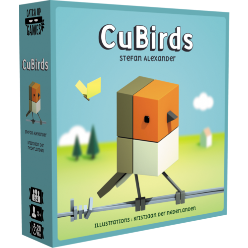 Catch Up Games Cubirds NL