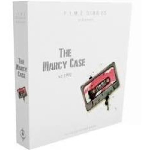 Space Cowboys Time Stories - The Marcy Case 1992 NT