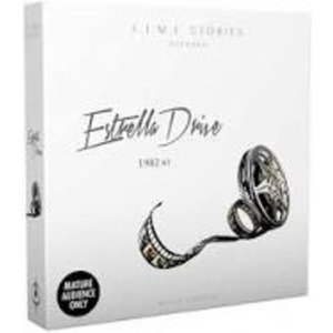 Space Cowboys Time Stories- Estrella Drive