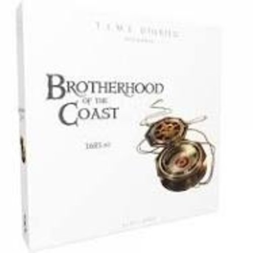 Space Cowboys Time Stories- Brotherhood of the Coast