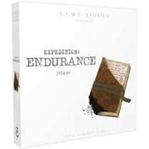 Space Cowboys Time Stories Expedition Endurance