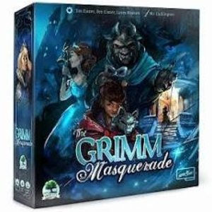 LDG- The Grimm Masquerade