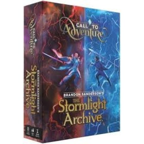- Call to Adventure- Stormlight Archive