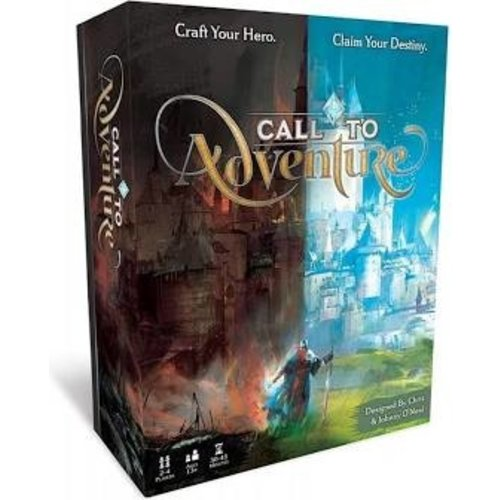 - Call to Adventure