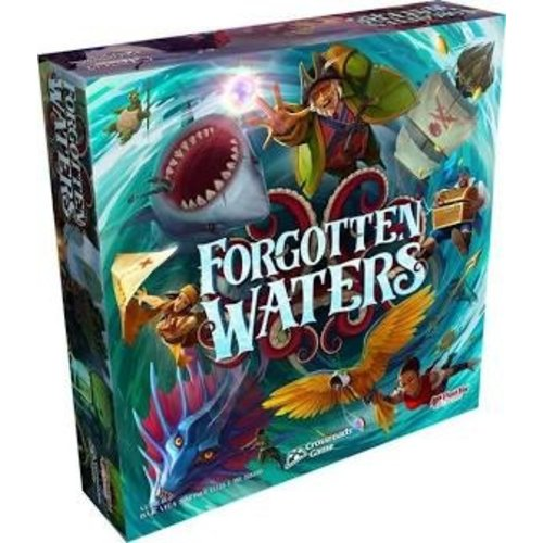 Plaid Hat Games Forgotten Waters- A Crossroads Game