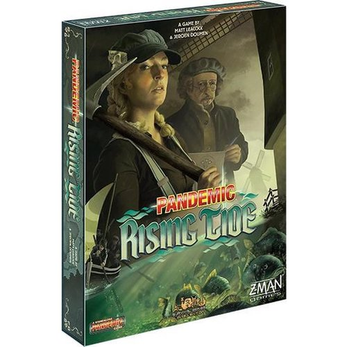 Z-Man Games Pandemic ENG- Rising Tide