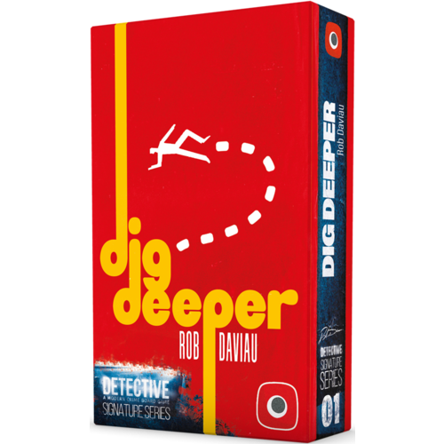 Portal Games Detective- Dig Deeper exp.