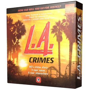 Portal Games Detective- L.A. Crimes exp.