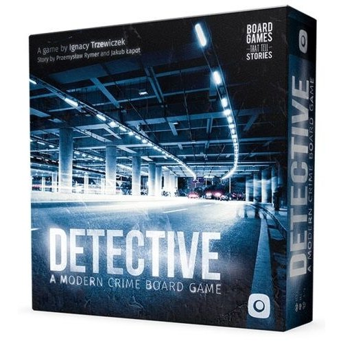 Portal Games Detective- A Modern Crime Board Game