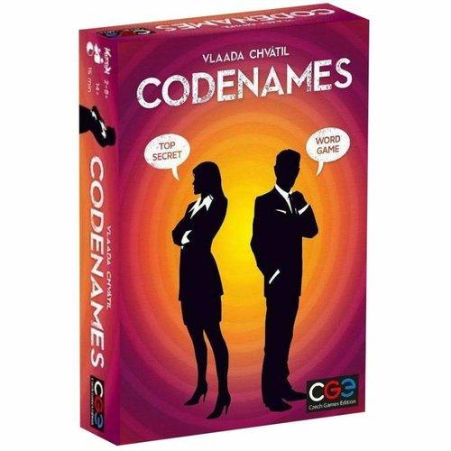 Czech Games Edition Codenames ENG