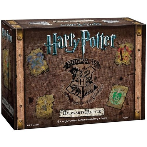 - Harry Potter Hogwarts Battle