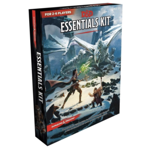 WotC - D&D 5E Essentials Kit