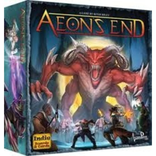 Indie Board and Cards Aeon's End 2nd Edition