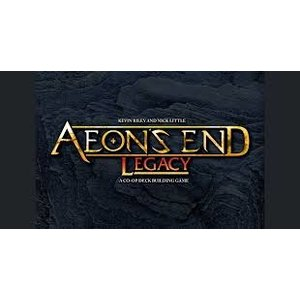 Indie Board and Cards Aeon's End Legacy