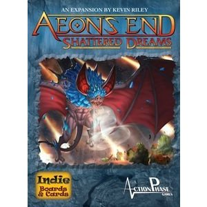 Indie Board and Cards Aeon's End- Shattered Dreams expansion