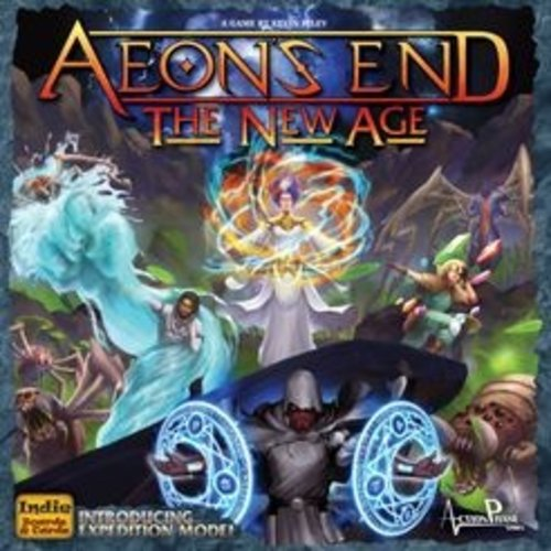 Indie Board and Cards Aeon's End- The New Age