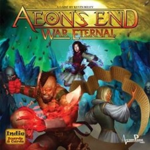 Indie Board and Cards Aeon's End- War Eternal