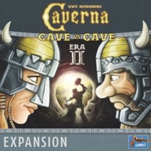 - Caverna Cave vs Cave- 2nd Era The Iron Age