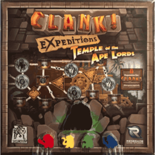 Renegade Studios Clank Expeditions- Temple of the Ape Lords