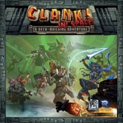 Renegade Studios Clank! In Space