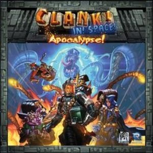 Renegade Studios Clank! In! Space! Apocalypse! Exp.