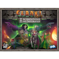 Clank! Legacy- Acquisitions Incorporated