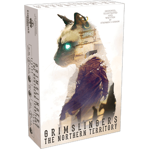Greenbrier Games Grimslingers- Northern Territory exp.