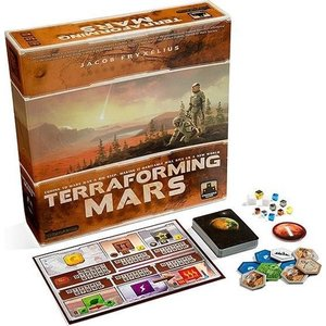Stronghold Games Terraforming Mars  ENG