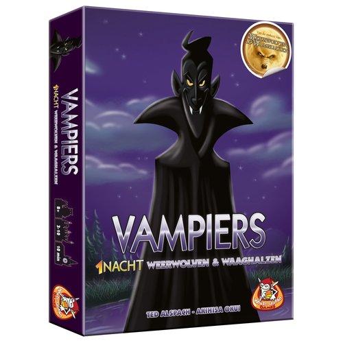 WGG - 1 Nacht Weerwolven & Waaghalzen- Vampiers