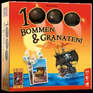 999 Games 1000 Bommen en Granaten